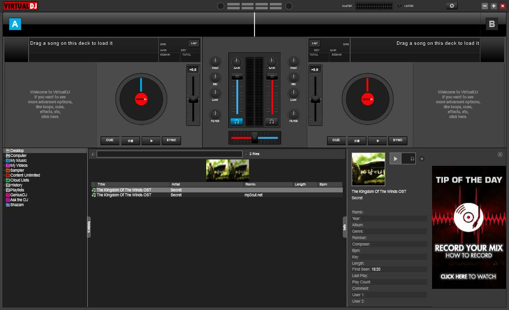 virtual dj 4.1 free download full version