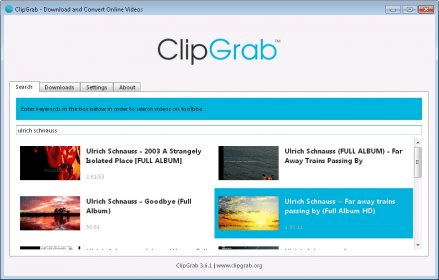clipgrab download freeware