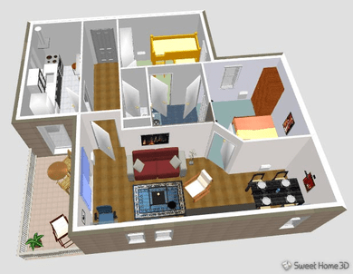 Sweet Home 3d Library 7 Newest Utilities