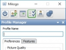 Profile Manager new Profile