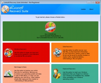 download lazesoft recover my password unlimited edition 3.3