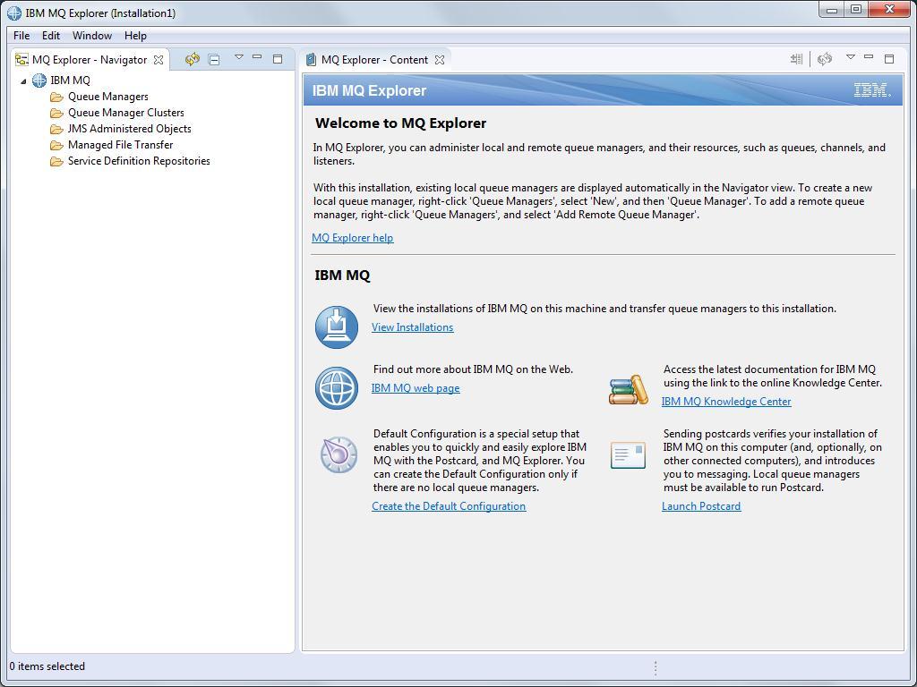 IBM MQ 9 0 Download (Free trial) - amqmjpce exe