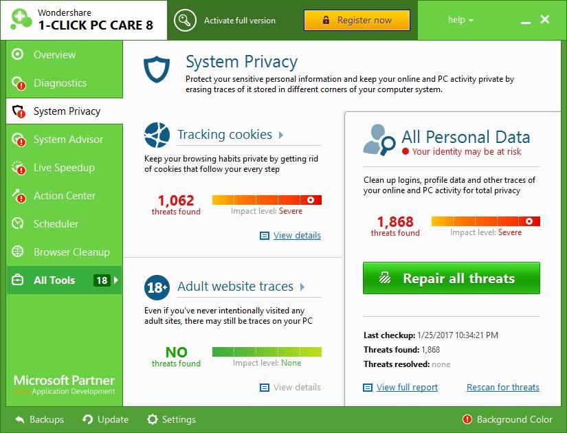 System Privacy