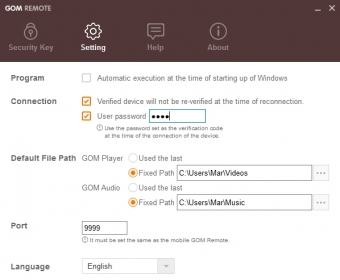 gom audio player exe download