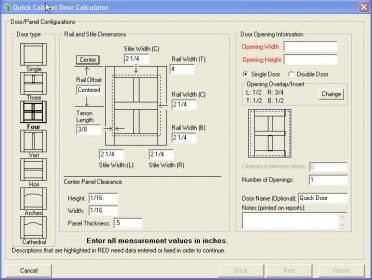 Cabinet Door Calculator Download It Will Guide You To