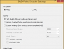 DVD Video Encoder Settings
