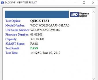 western digital corporation data lifeguard diagnostic for windows