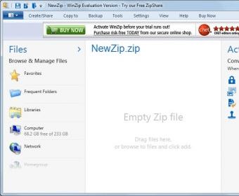 Winzip 23 free download software reviews, downloads, news, free.
