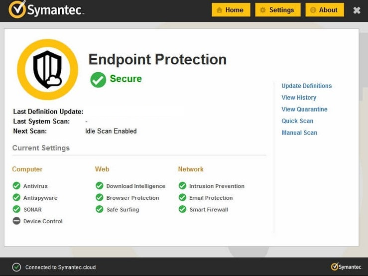 ENDPOINT 12.1.6 SYMANTEC TÉLÉCHARGER PROTECTION