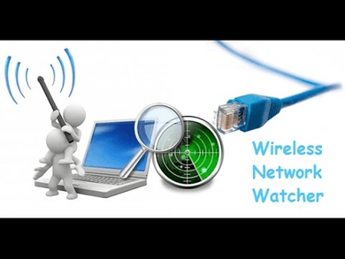 Download wireless network watcher and blocker for free