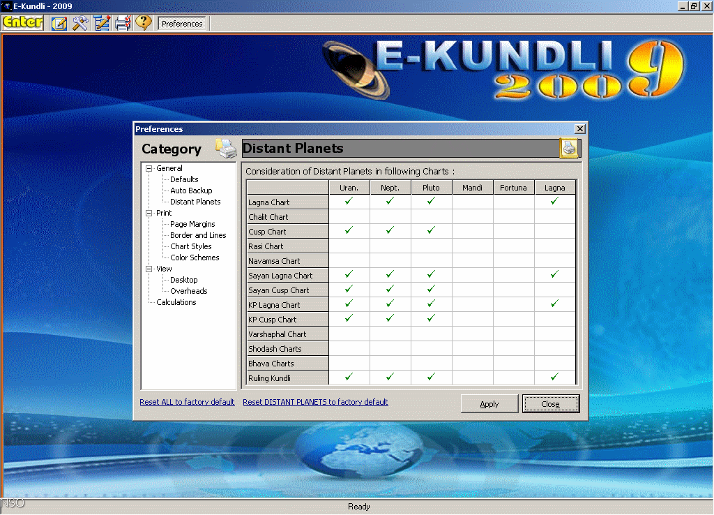 E-Kundli - 2009  Get the software safe and easy