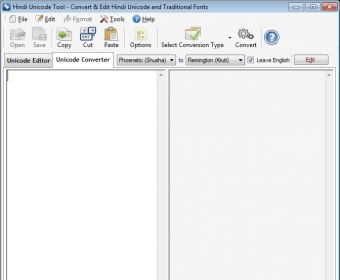 Hindi Unicode Tool Download - It's a Hindi text converter to convert