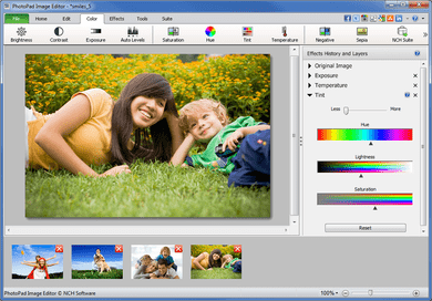editing software for windows 7 free download