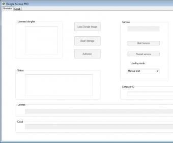 Dongle Backup PRO - Software Informer  Dongle emulator based