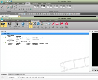 VSDC Free Video Editor Download (VideoEditor exe)