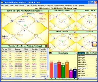 e kundli software free download full version
