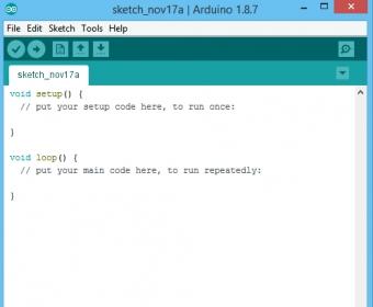 TÉLÉCHARGER ARDUINO 1.6.8 GRATUIT