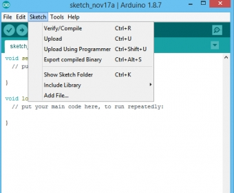 free download arduino ide for windows 8