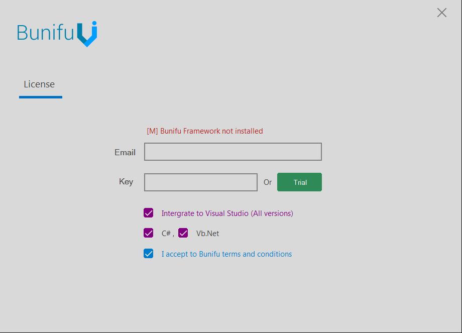 Bunifu Framework Manager  Get the software safe and easy
