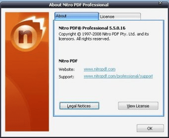 nitro pdf professional 6 0 download free trial nitropdf exe