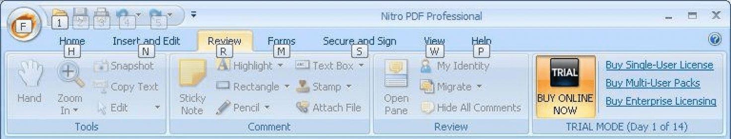 nitro pdf professional 6.2.1.10