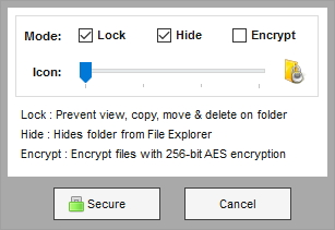 Configuring Security Settings For Folder