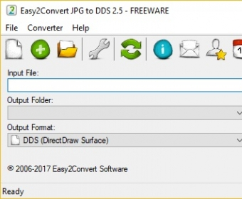 Easy2Convert JPG to DDS Download - Converts your JPEG image files