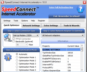 speed connect accelerator 10 activation key