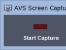 Screen Capture Tool Window