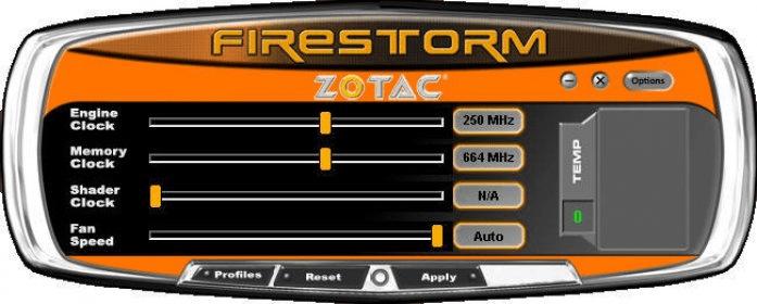 ZOTAC FireStorm 2 1 Download (Free) - Firestorm exe