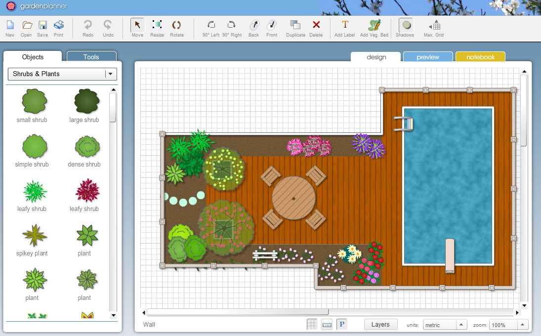 Garden planner 3.0 free