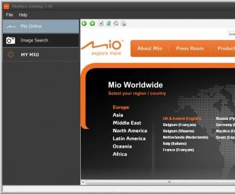 miomore desktop 7.30