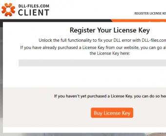 license key for registering dll fixer free