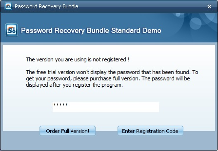 Password Recovery Bundle Standard  Get the software safe and easy