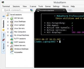 MobaXterm 8 6 Download (Free trial) - MobaXterm exe