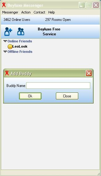 Add buddy