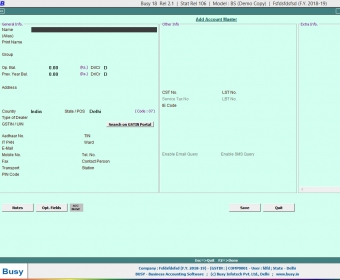 busy accounting software free download full version 3.9 with crack