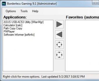 borderless gaming 8.4