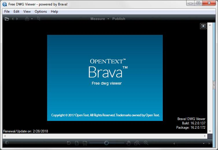 free dwg viewer powered by brava