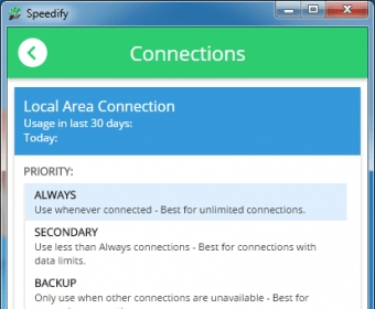 Speedify 5 1 Download (Free trial) - SpeedifyShutdown exe
