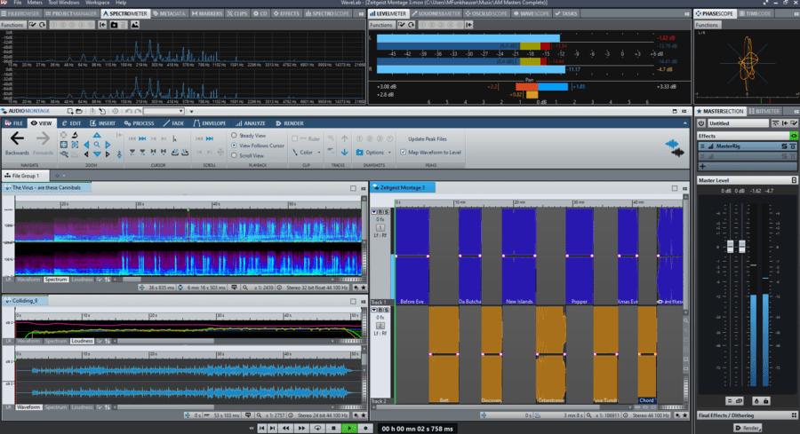 wavelab 4 free download full version