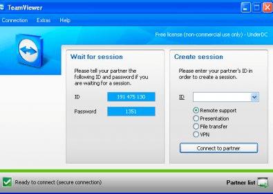 TeamViewer 4 0 Download (Free) - TeamViewer exe