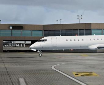 Houston George Bush Intercontinental Airport for FSX-P3D