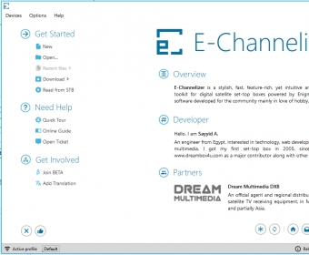 E-Channelizer 3 0 Download (Free) - E-Channelizer exe