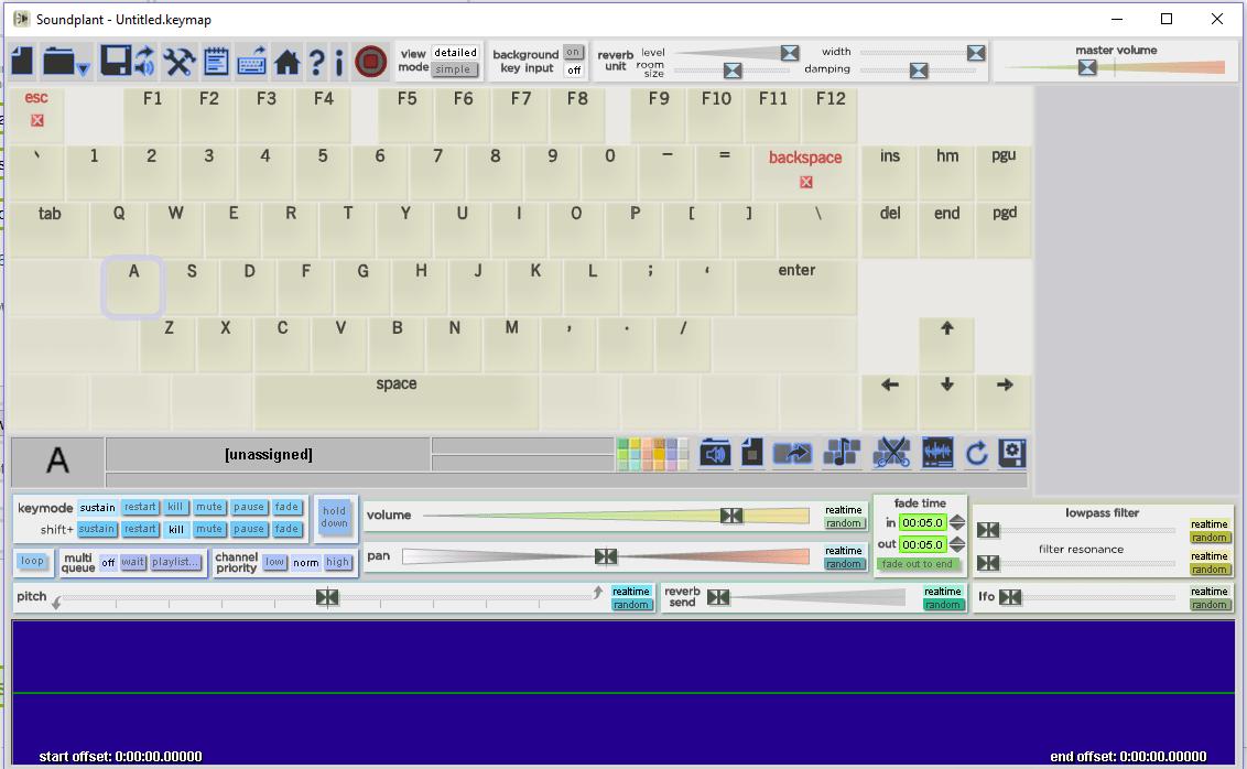 Free Soundplant Keymaps