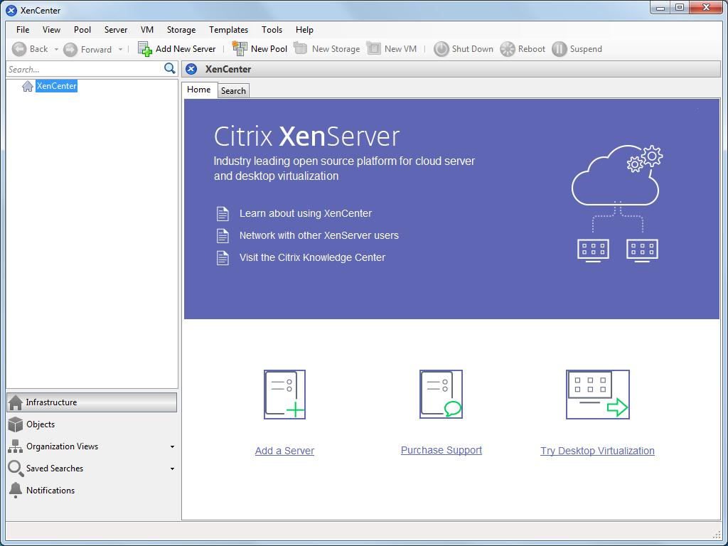 citrix xencenter 6.5.1