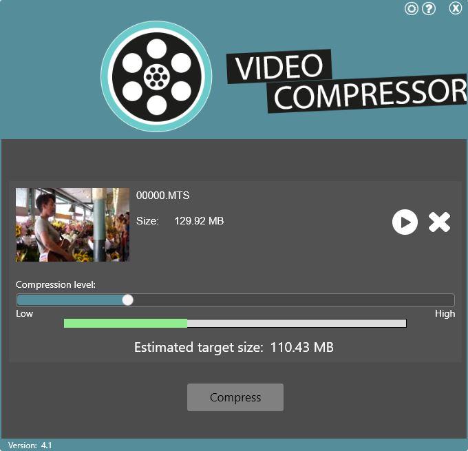 Compressing Video