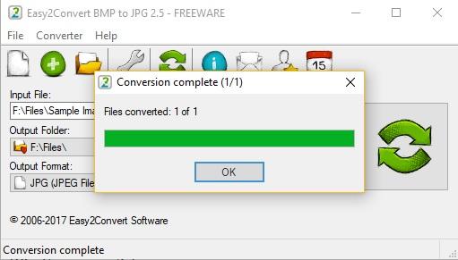 Conversion Process