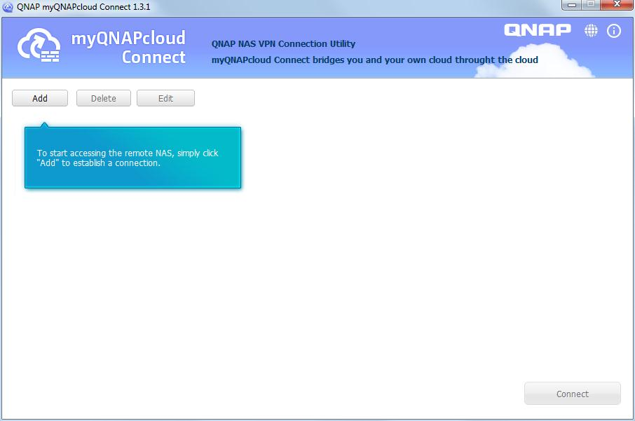 QNAP myQNAPcloud Connect 1 3 Download (Free) - myQNAPcloudConnect exe