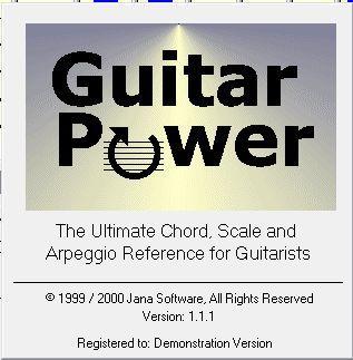 Guitar Power-Version